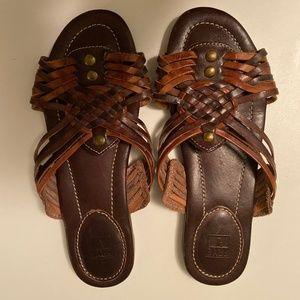 Frye Woven Sandals